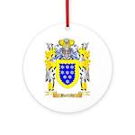 Bailliffy Ornament (Round)