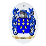 Baillie Ornament (Oval)