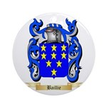 Baillie Ornament (Round)