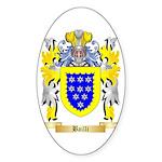 Bailli Sticker (Oval 50 pk)