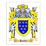 Baillet Small Poster