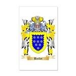 Baillet 20x12 Wall Decal