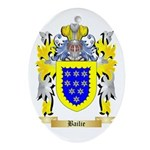 Bailie Ornament (Oval)