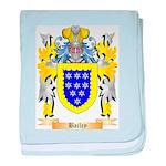 Bailey baby blanket