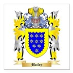 Bailey Square Car Magnet 3