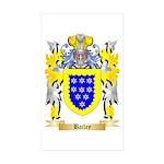 Bailey Sticker (Rectangle 50 pk)