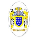 Bailet Sticker (Oval 50 pk)