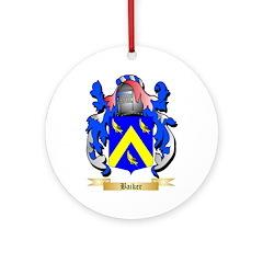 Baiker Ornament (Round)