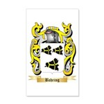 Bahring 20x12 Wall Decal