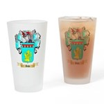 Bahn Drinking Glass