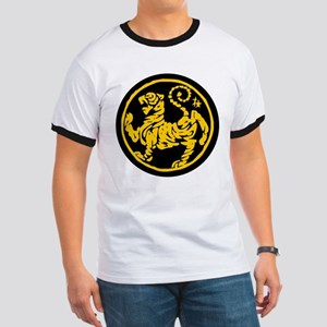 Yellow Shotokan T-Shirt