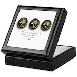 Succulent #1 Keepsake Box