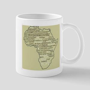 Congo Awareness Mug