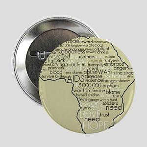"""Congo Awareness 2.25"""" Button"""