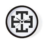 Tetra Grammaton Wall Clock