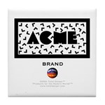 ACME Brand Tile Coaster