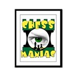 Play Free Online Chess Framed Panel Print