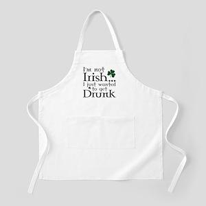 I'm Not Irish Apron