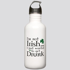 I'm Not Irish Stainless Water Bottle 1.0L