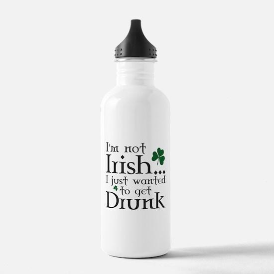 I'm Not Irish Water Bottle