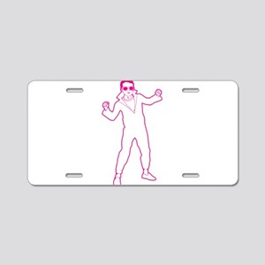 Party Guy Aluminum License Plate