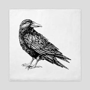 Raven Queen Duvet