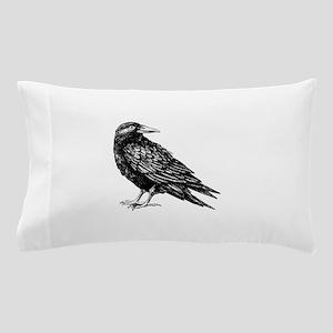 Raven Pillow Case