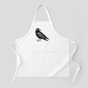 Raven Apron