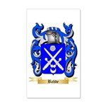 Bahde 20x12 Wall Decal