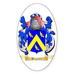 Bagster Sticker (Oval 10 pk)