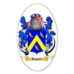 Bagster Sticker (Oval 50 pk)