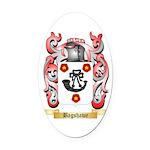 Bagshawe Oval Car Magnet