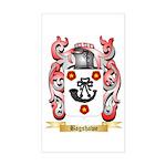 Bagshawe Sticker (Rectangle)