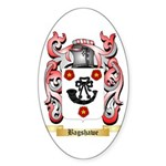 Bagshawe Sticker (Oval)