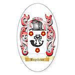 Bagshawe Sticker (Oval 50 pk)