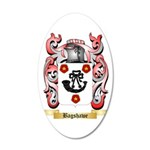 Bagshawe 35x21 Oval Wall Decal