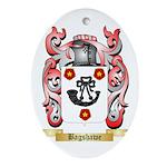 Bagshawe Ornament (Oval)