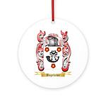 Bagshawe Ornament (Round)
