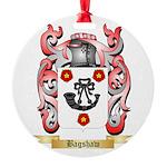 Bagshaw Round Ornament