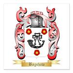 Bagshaw Square Car Magnet 3