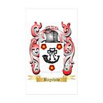 Bagshaw Sticker (Rectangle 10 pk)