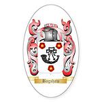 Bagshaw Sticker (Oval)