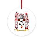 Bagshaw Ornament (Round)