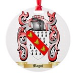 Bagot Round Ornament