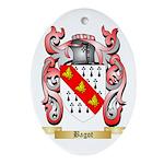 Bagot Ornament (Oval)