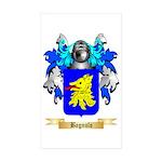 Bagnulo Sticker (Rectangle 50 pk)