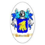 Bagnulo Sticker (Oval)