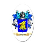 Bagnone 35x21 Oval Wall Decal
