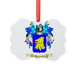 Bagnone Picture Ornament