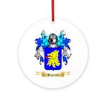 Bagnone Ornament (Round)